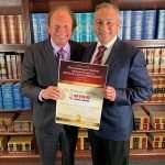 Dr. William Thomas Receives Prestigious Back Pain Treatment Award
